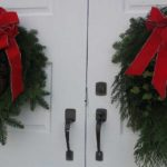 [Photo] Holiday Greenery in Steilacoom