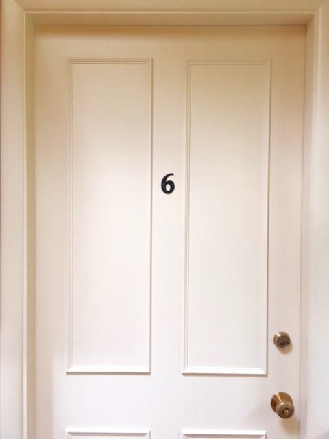 What is behind door 6? A peaceful solution or dangerous trouble?