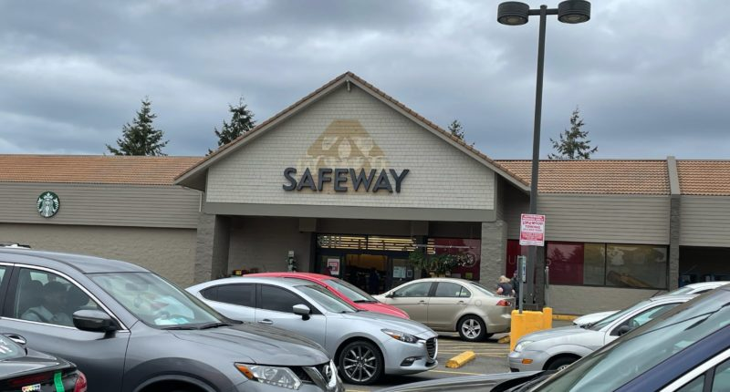 Albertsons soon-to-be Safeway