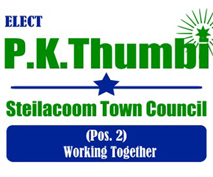 Elect the municipal council of PK Thumbi Steilacoom